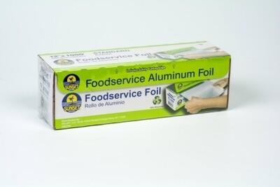 * Sunset 12X1000 Standard Aluminum Foil Roll
