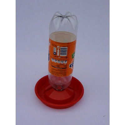 fleshouder - drinkbak