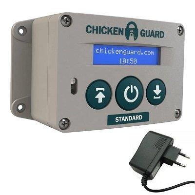 Chickenguard  Standard stroom