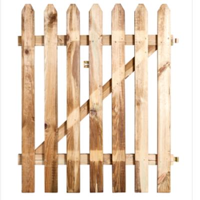 poort geimpregneerd - hek 1 m x 1.2 m H