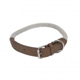 HALSBAND FOREST L-XL - 70cm taupe