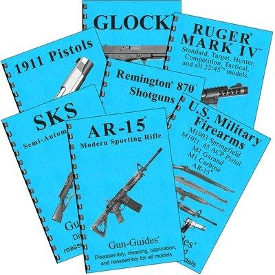 Order Multiple Gun-Guides®  $6.99 ~  $24.99 (39 TITLES)