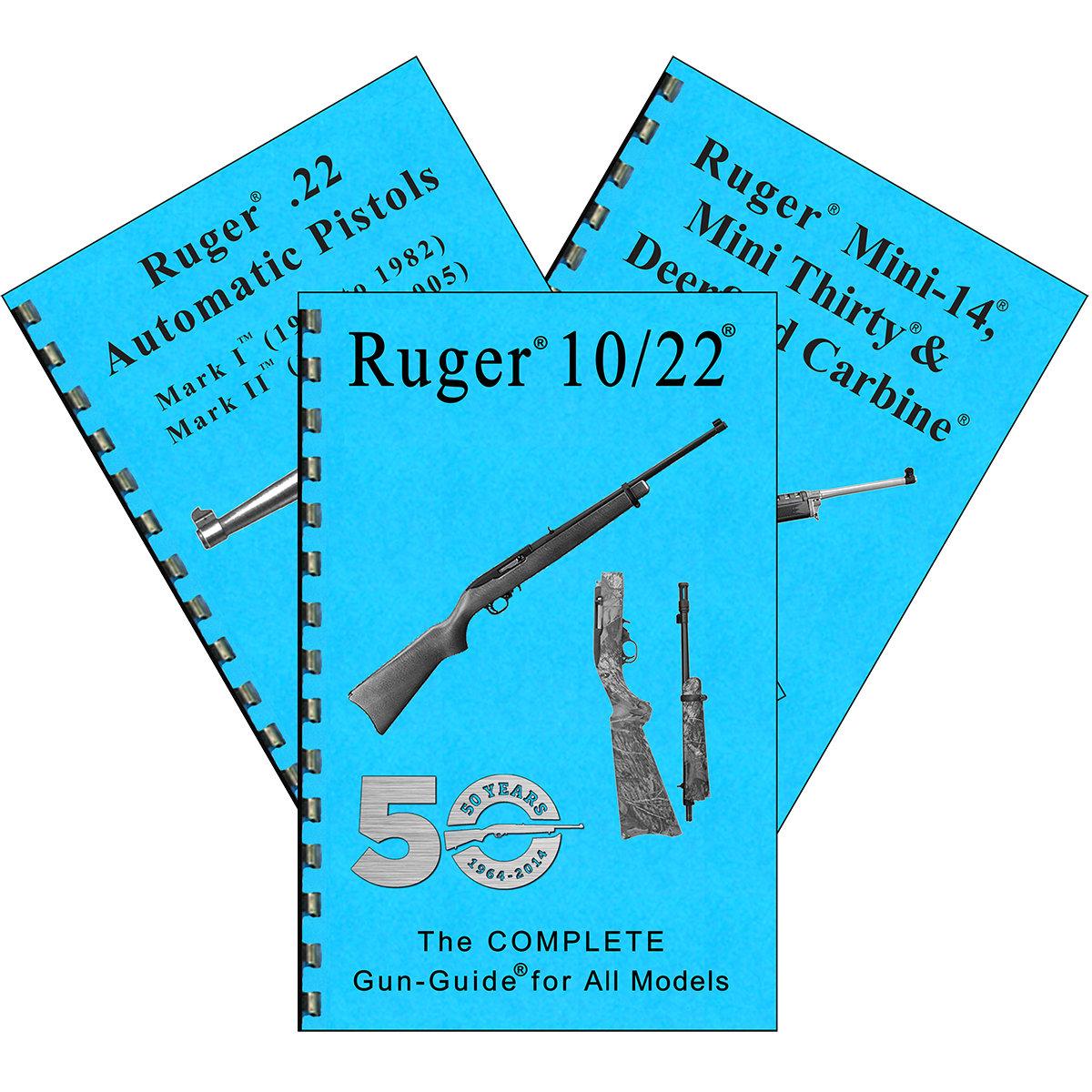 2019 DEALER RUGER COMPLETE GUIDES (3)