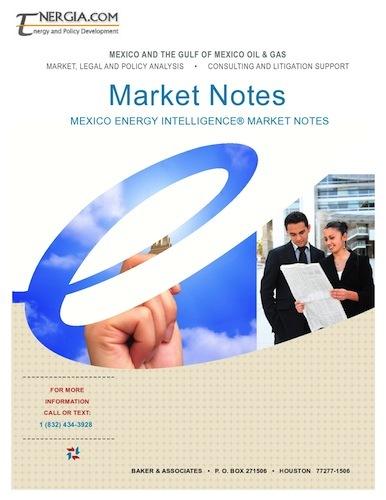 MEI Market Note 169 - OTC 2013 - Pemex Pavilion