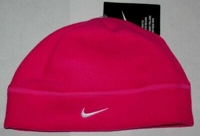 Nike Arctic Adult Unisex Fleece Beanie Hat -Dark Pink