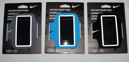 Nike Unisex Adjustable Bicep Band Phone Carrier 2.0 For iPhone 5
