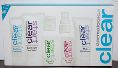 Dermalogica Clear Start Acne Breakout Clearing Kit