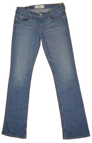 Hollister Women's Junior Boot Cut Denim Jeans (9 Regular)  *Reduced*