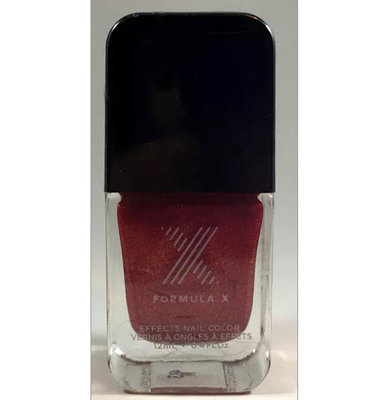 Spectrum Nail Color -FORMULA X For Sephora Effects Nail Color Polish Lacquer .4 oz