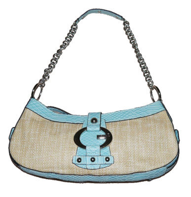 Guess Women's Top Zip Shoulder Bag / Purse *Reduced*
