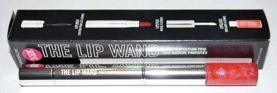 WANDERLOVE The Lip Wand 3-in-1 Lip Liner, Lipstick & Lip Gloss Pink/Rose .155 oz