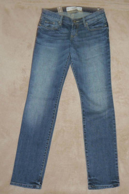 Abercrombie & Fitch ERIN SKINNY Women's Jeans (0 Short) *Reduced*