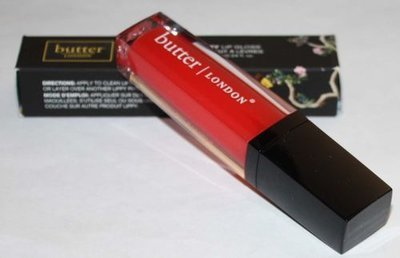 Butter London LIPPY Lip Gloss SECRET DOOR 0.24 oz