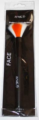 Aymie B' Professional Collection Black/White/Orange Face Brush