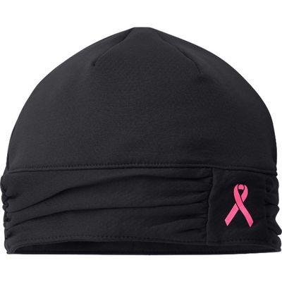Under Armour CGI Women's Power In Pink Black/Cerise UA Cozy Beanie Hat  (One Size)