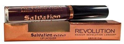 MAKEUP REVOLUTION Salvation Intense Lip Lacquer 0.06 oz - Vamp