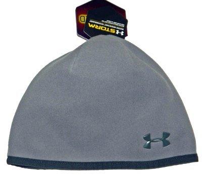 Under Armour STORM Infrared Women's Steeple Gray/Phantom Gray UA Beanie Hat