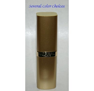 L'Oreal Paris Colour Riche Lipstick .13 oz (Several Shades)