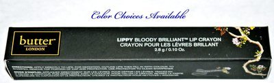 Butter London LIPPY Bloody Brilliant Lip Crayon 0.10 oz