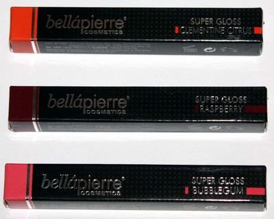 Bella Pierre Cosmetics Super Gloss Lip Gloss 0.32 (Several Shades)