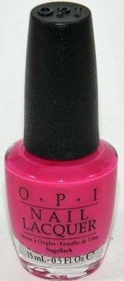 That's Hot! Pink - OPI Nail Polish Lacquer 0.5 oz