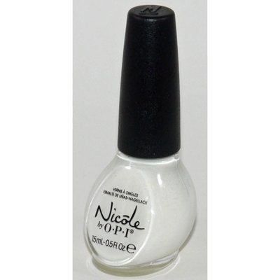 Yoga-then-Yogurt -Nicole By OPI Nail Polish Lacquer .5 oz