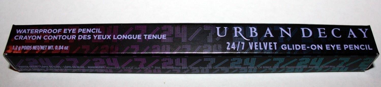 Urban Decay 24/7 Waterproof Velvet Glide-On Eye Pencil (Several Shades)