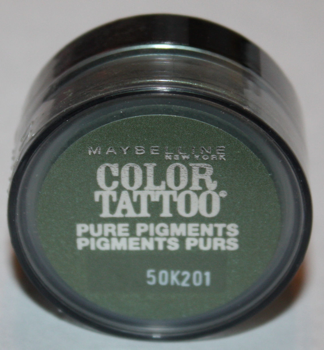 Maybelline Color Tattoo Pure Pigments Eyeshadow -#50 Forest Fatale