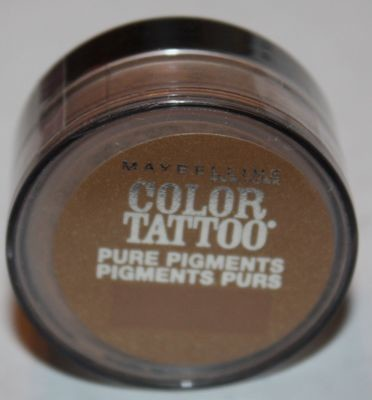 Maybelline Color Tattoo Pure Pigments Eyeshadow -#60 Buff & Tuff