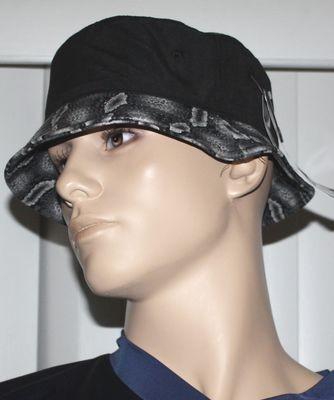 Neff BREYZHER Men's Serpent/Black Bucket Hat (one Size)