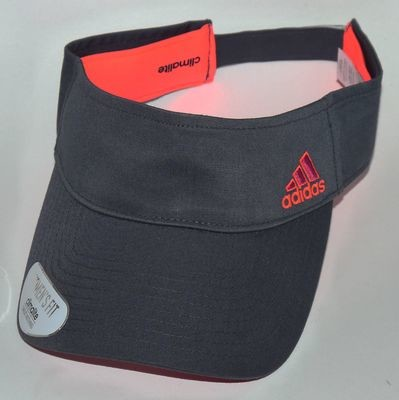 adidas Women's Climalite Deepest Space/Pink Shock/Sunglow Squad Visor