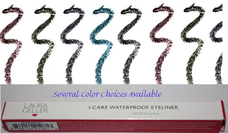 Laura Geller I-Care Waterproof Eyeliner 0.12 oz (Several Shades)