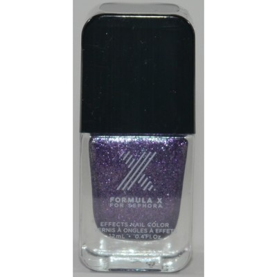 Astonishing Nail Color​ -FORMULA X For Sephora Effects Nail Color Polish Lacquer .4 oz