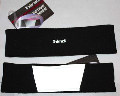 Hind Women's Black Reflective Headband