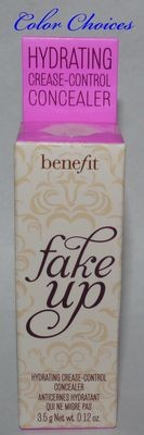 Benefit Cosmetics Fake-Up Hydrating Crease-Control Concealer 0.12 oz