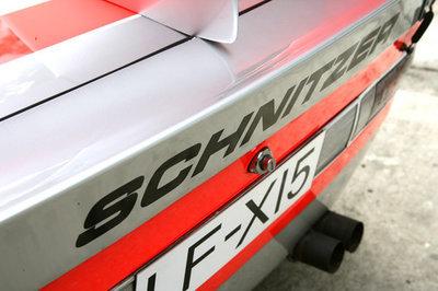 BMW 3.0 CSL Batmobile Boot Lip Spoiler