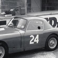 Sebring Sprite Coupe Rear