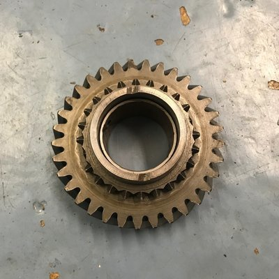 Volvo M40 1st gear 33 tooth (used) 380150