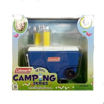 Blue Coleman® Cooler with Lemonade