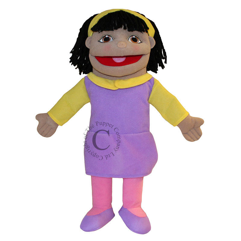 Puppet Buddy - Olivia