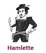 Shakespeare's Shorts – Hamlette