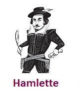 Shakespeare's Shorts – Hamlette PDF Version