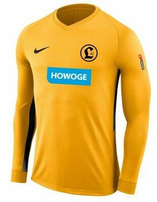 Nike Torwarttrikot Erwachsene SV Lichtenberg 47 Fan gelb