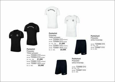 Nike kleines Paket Kinder SG Rotation Prenzlauer Berg