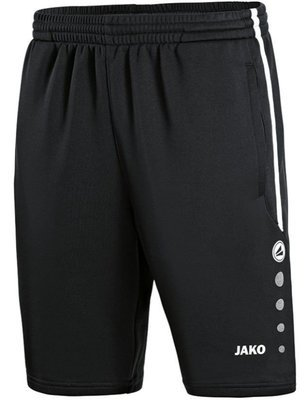 Jako Trainingsshort Competition schwarz Berliner TSC