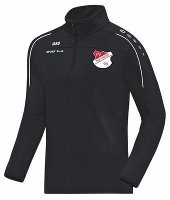 Jako Zip Top Classico schwarz FV Rot Weiß Hellersdorf