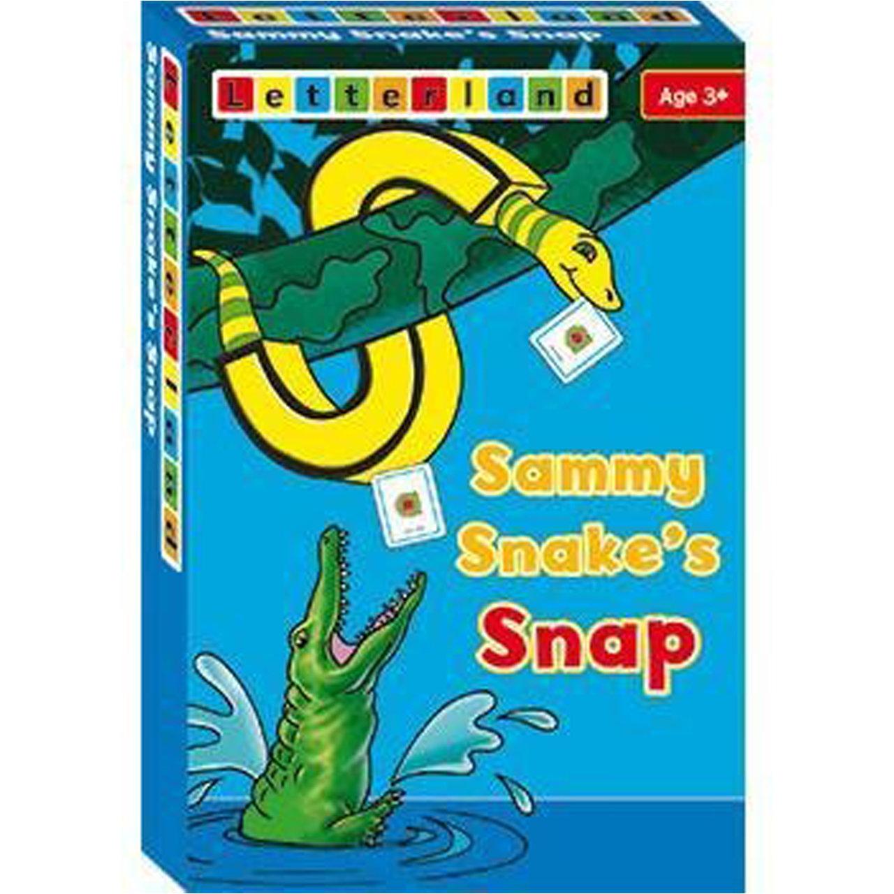 Sammy Snake's Snap (игровой набор карточек)