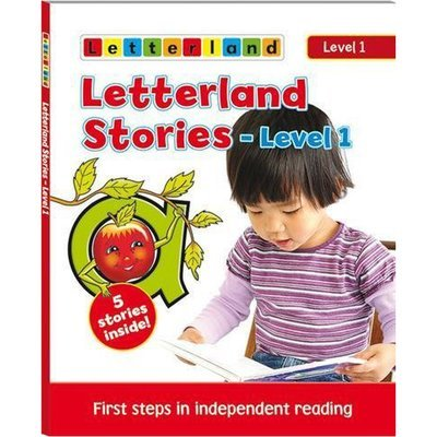 Letterland Stories - Level 1