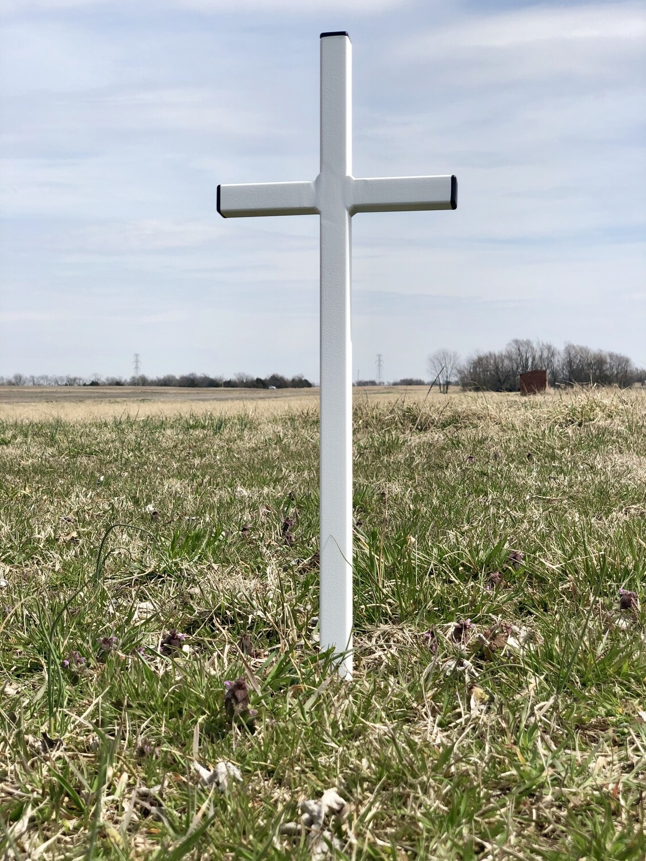 Small Memorial Cross