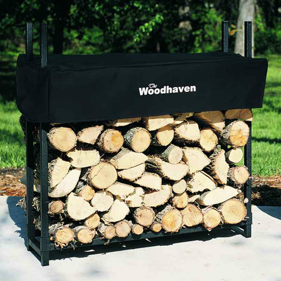 The 3ft Woodhaven 1/8 Cord Rack
